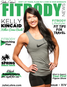 Kelly Kincaid Fitbody News Magazine
