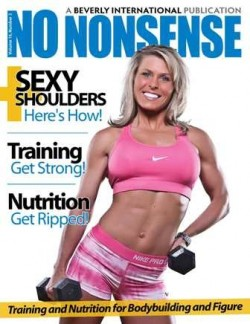 Julie Lohre FITBODY Profile Dawn Reichley No Nonsense Magazine-Cover