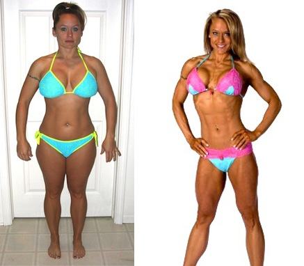 Julie Lohre FITBODY Profile Jenn Jackson Before After