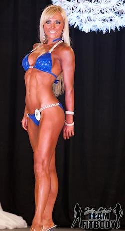Julie Lohre FITBODY Profile Lauren Boehmer NPC Derby Classic