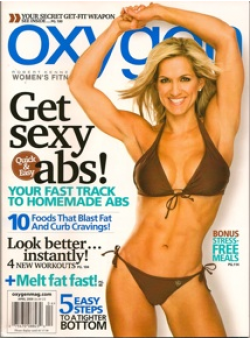 Julie Lohre FITBODY Profile Michelle Yatsuk Oxygen Magazine
