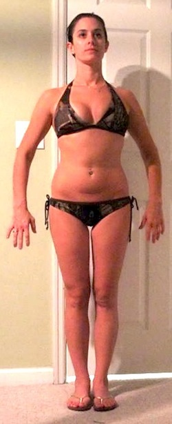 Julie Lohre FITBODY Profile Tara Adlard Before