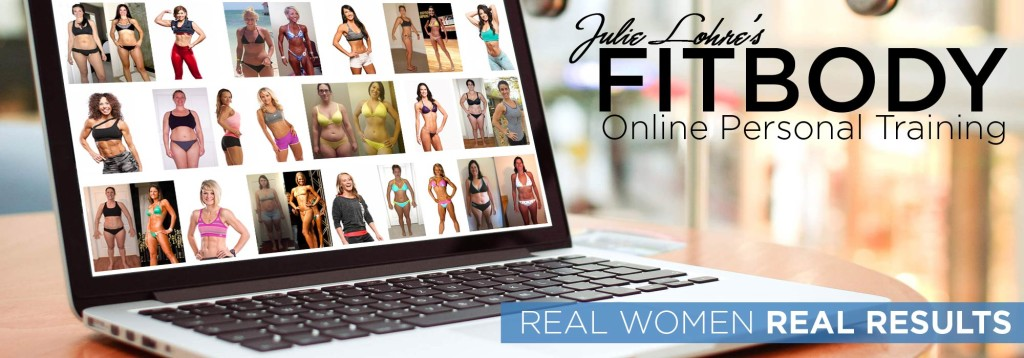Julie Lohre - Online Personal Training for Women