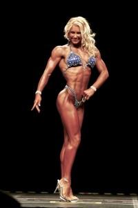Julie Lohre Atlantic City IFBB Fitness
