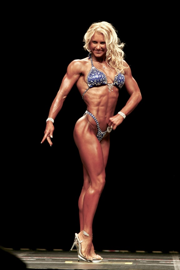 Julie Lohre - IFBB Atlantic City Pro