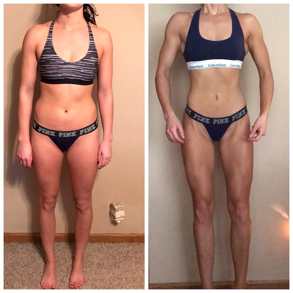 Online Training Before and After