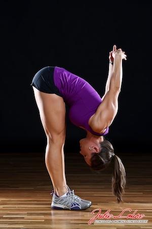 Hamstring Shoulder Stretch