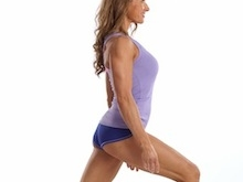 Stationary Lunge