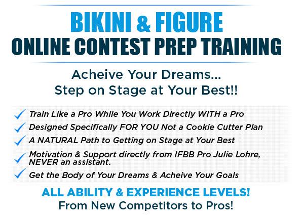FITBODY Online Contest Training Intro