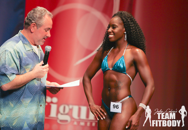 Fitness America Interview Round Tiffany Jones
