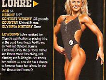 Flex Magazine – Fitness Olympia