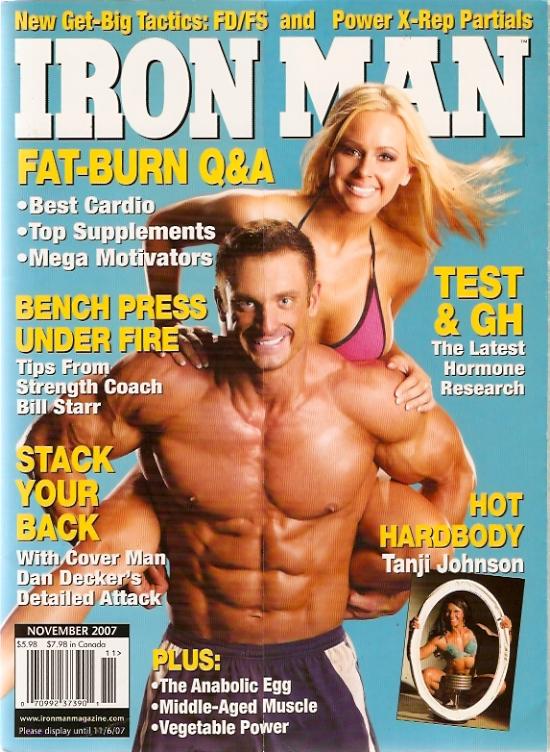 Iron Man Magazine Euorpa IFBB Pro Fitness