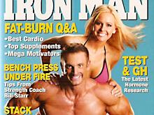 Iron Man – Europa IFBB Pro Fitness