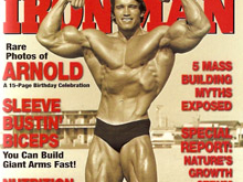 IronMan Magazine Pump & Circumstance