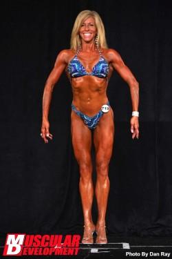 Julie Lohre FITBODY Profile Danielle Smith NPC Arnold Amateur Figure Champion