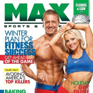 Julie Lohre FITBODY Profile Elspeth Polt Max Sports Fitness Cover