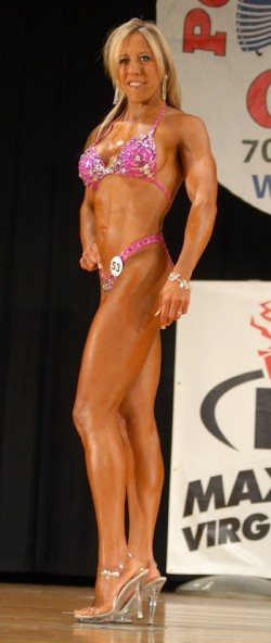 Julie Lohre FITBODY Profile Holly Logan