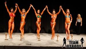 Julie Lohre FITBODY Profile Maria Garcia NPC Bikini Top 5