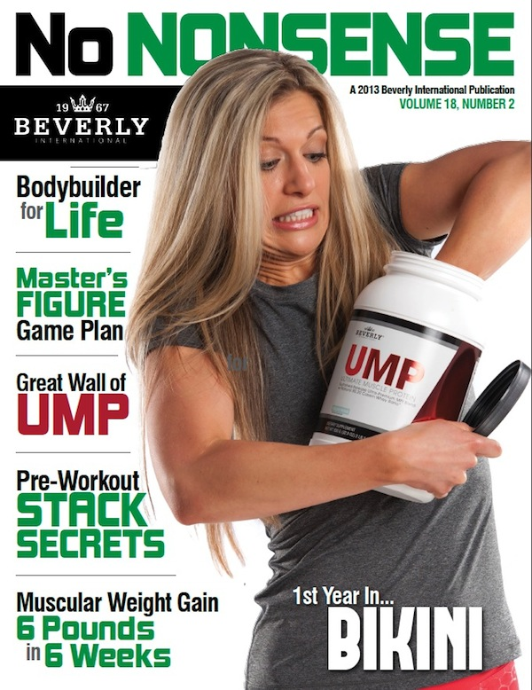 Julie Lohre FITBODY Profile Sarah Vance Beverly International No Nonsense Magazine Cover
