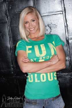 Julie Lohre FITBODY Profile Taylor Temnick