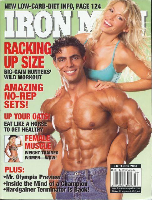 Julie Lohre IronMan Magazine