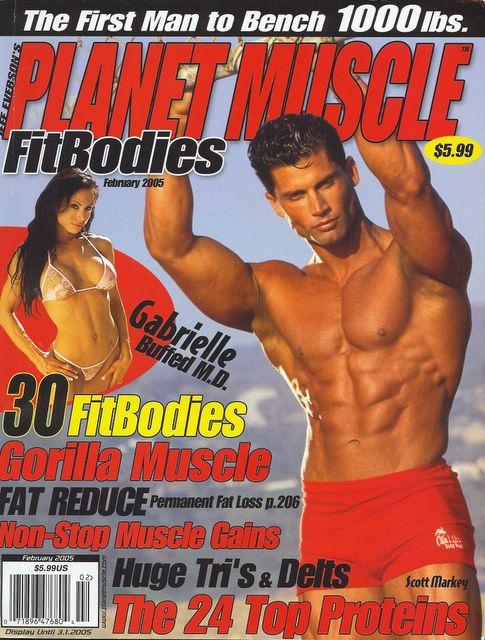 Julie Lohre Planet Muscle