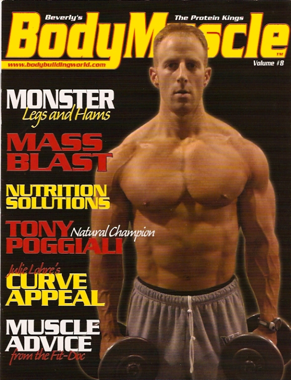 Julie Lohre BodyMuscle Journal Curve Appeal Article