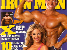 IronMan Magazine IFBB Changes