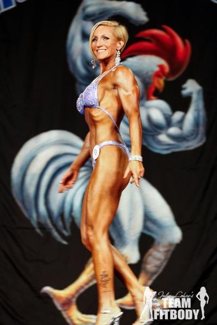 Leslie Hambrick NPC Figure Competitor Stage