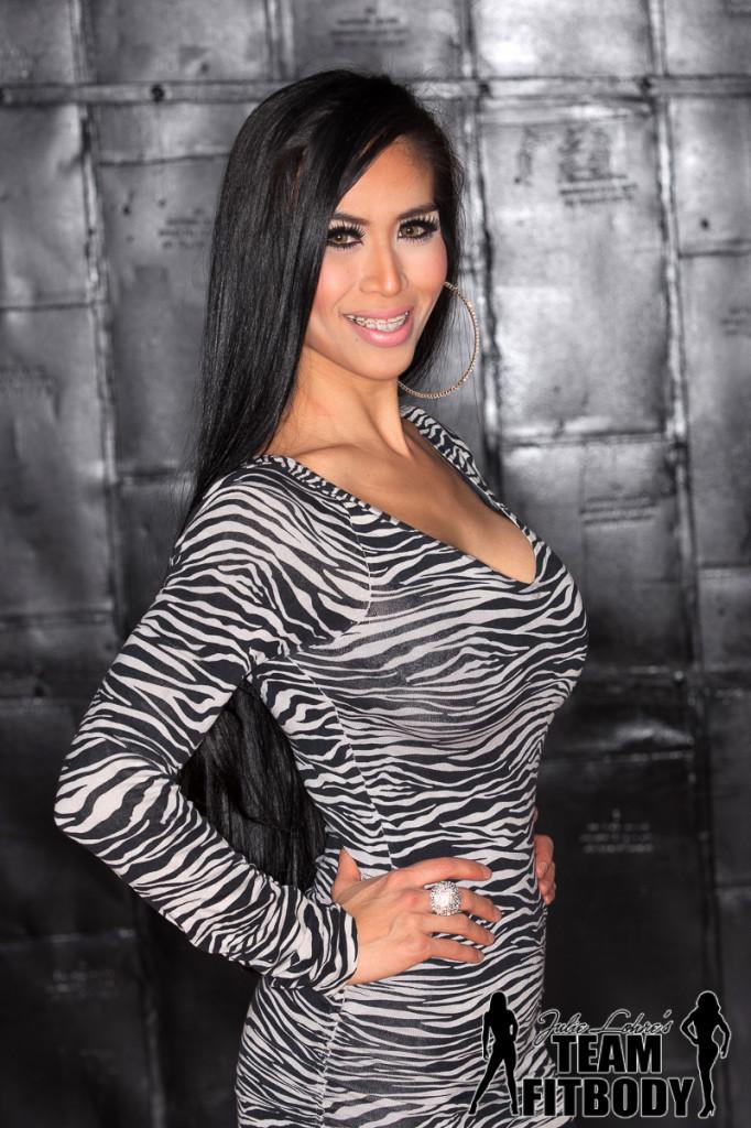 Maria Garcia Bikini Competitor