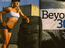 Muscle and Fitness – Beyond 300 Workout