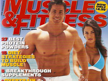 Muscle & Fitness Article