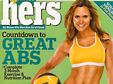 Muscle and Fitness Hers – Nutrition
