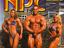 NPC News – Around the IFBB Olympia