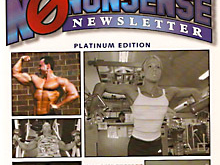 No Nonsense Magazine – Bodybuilding World News