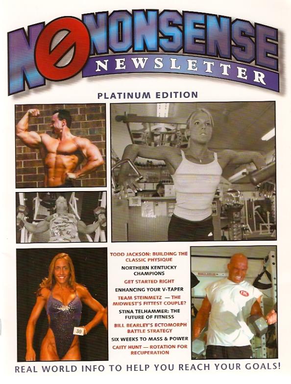 No Nonsense Magazine Bodybuilding World News