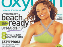 Oxygen Magazine – New IFBB Fitness Pros