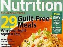 Oxygen Magazine – Nutrition Special
