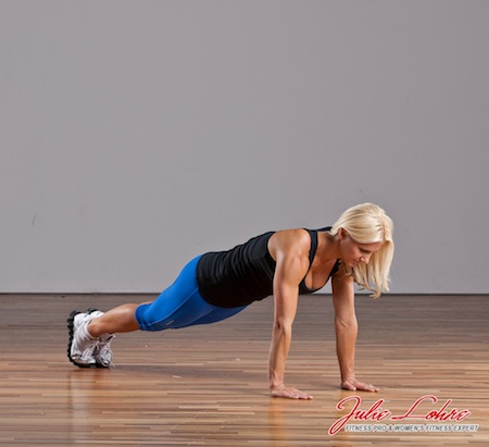 Pilates Side Plank with Ab Rotation