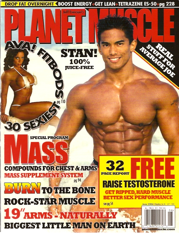 Planet Muscle Magazine What I Learned from Beverly International