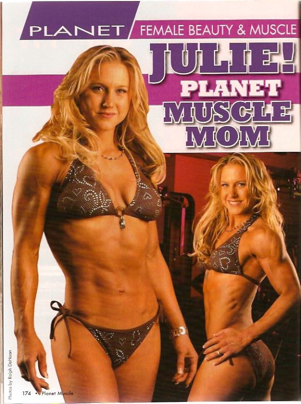 Planet Muscle Magazine Muscle Mom