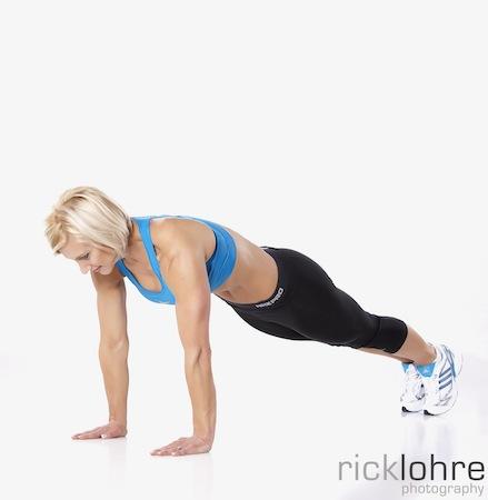 Plank Side Rotation