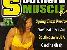 Southern Muscle – IFBB Pro Fitness West Palm Beach