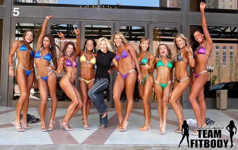 2014 FITBODY Contest Prep Team