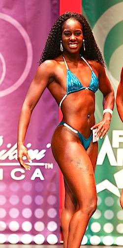 Tiffany Jones Figure Competitor