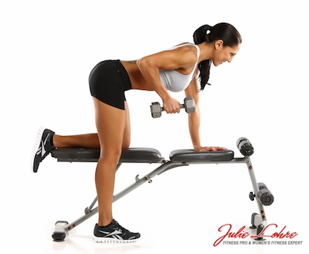 Dumbbell Row