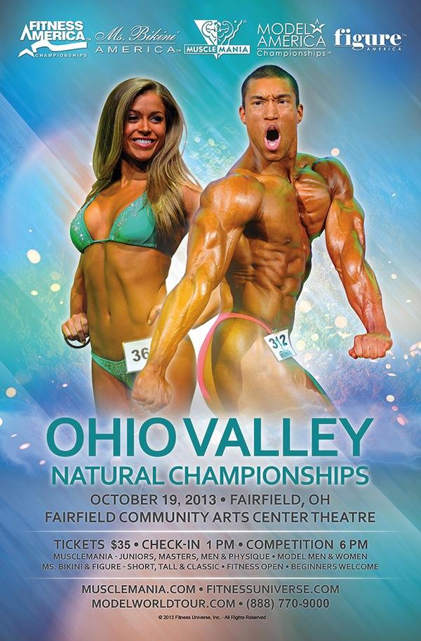 Fitness America Ohio Valley 2013
