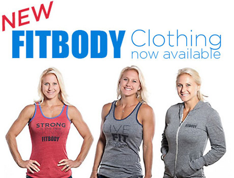 Julie Lohre FITBODY Clothing