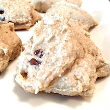Gluten Free Chocolate Chip Protein Cookies