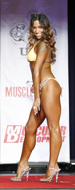 Amy Contreras NPC Bikini Competitor